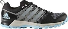 Adidas Women's Galaxy Trail ~ Black/Carolina Blue ~ Trail Running size 5.5