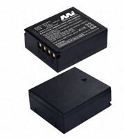 EA-DC-8 BP-DC8 3.7V 1.4Ah 5.2Wh Digital Camera Battery for Leica X1