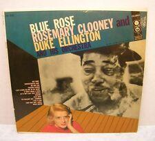 Blue Rose LP Rosemary Clooney Duke Ellington , CL872, Orig. 6 Eye