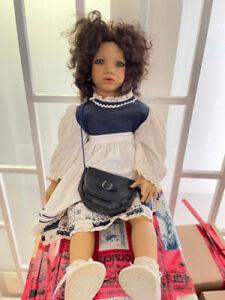 Annette Himstedt Puppe Minou 70 cm. Top Zustand