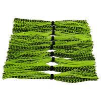 10pcs discount Baitfish For SpinnerBait Skirt bass Banded fishing Skirts SF037