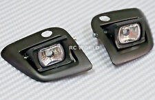1/10 RC Car POP UP HEAD LIGHT W/ L.E.D Bulbs For Body Shell NISSAN 180SX