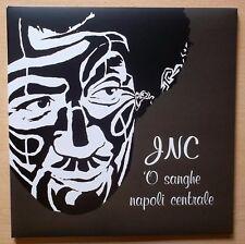 """JAMES SENESE-NAPOLI CENTRALE 'O sanghe Lp 12"""" AUTOGRAFATO Ed. Lim. Copia n° 142"""