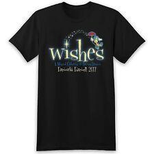 Disney Magic Kingdom Wishes Fireworks Farewell T-Shirt S M L XL 2XL