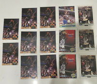 Shaquille O'Neal Rookie Card Lot 14 cards