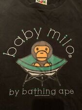 BAPE Color Camo Big Ape Logo Tee - Large Bentley A Bathing Ape Flash Shirt T