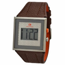 Digitale rechteckige Armbanduhren im Luxus-Stil