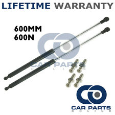 2X Muelles de gas puntales Universal Kit de coche o de conversión 600 mm 60 cm 600N & 4 Pines