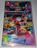 🎮 Mario Kart 8 Deluxe cm Nuovo Pal ITA x Nintendo Switch & Lite no Odyssey 🎮