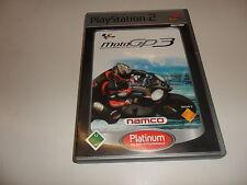 PlayStation 2 moto gp 3 [Platinum]