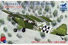 BRONCO CB35014 1/35 Piper Cub L4 Grasshopper