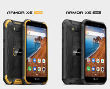 "Ulefone Armor X6 Mobile Cell Phone 5.0"" Quad Band Unlocked Duel Sim GPS"