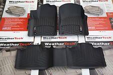 WeatherTech Mats for 2013-15 Jeep Grand Cherokee, Dodge Durango (444851-443242)