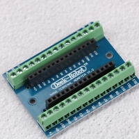 Nano terminal adapter for arduino nano v3.0 avr ATMEGA328P module board NEW1
