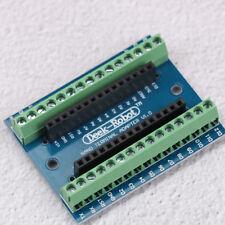 Nano terminal adapter for arduino nano v3.0 avr ATMEGA328P module boardJC