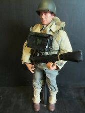 """DRAGON/DiD.CO/1/6TH scale figure WW 11 US INFANTRY """"BIG RED ONE"""" DIVISION"""
