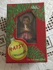 Vintage Effanbee Doll Company Patsy Ornament