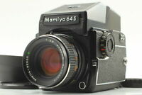 [Near MINT] Mamiya M645 1000S AE Finder Sekor C 80mm f/2.8 Lens From JAPAN