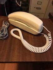 Vintage 90's Radio Shack Push Button Pulse Wall Phone Beige