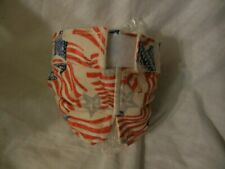 Female Dog Puppy Pet Diaper Washable Pant Sanitary Underwear FADED GLORY XXXS
