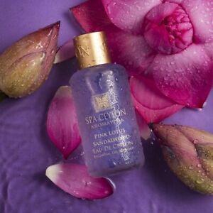 Ceylon Natural Pink Lotus Sandalwood Herbal Eau De Cologne Spray Women 3.38fl.oz