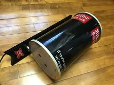 Rare Miller High Life Diamond Lighted Motion Beer Sign Not Bouncing Balls