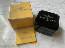 Genuine Breitling Black Watch Presentation Box & Outer Box #258