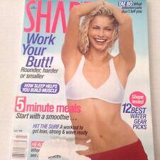Shape Magazine Work Your Butt Harder July 1999 072017nonrh