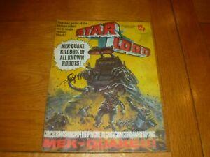 STARLORD Comic - No 19 - Date 16/09/1978 - UK  Paper Comic