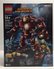 New Lego Marvel Superheroes 76105 The Hulkbuster:Ultron Edition