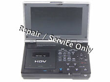 OFFERING REPAIR / SERVICE for SONY GV-HD700 MiniDV Video Walkman (*READ 1st*)