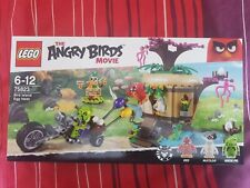 LEGO 75823 The Angry Birds Movie -  Bird Island Egg Heist - New Unopened
