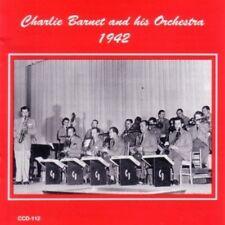 Charlie Barnet - 1942 [New CD]