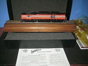 HO Spectrum: New Haven E-44 Heavy Electric locomotive. Flywheel drive RTR C-9 sc