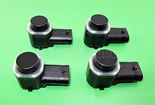 4x Audi A4 A5 R8 TT A6 A8 Front Rear PDC Parking Sensors+Rubber-Rings 4H0919275