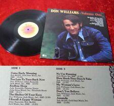 LP Don Williams: Volume One