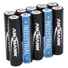 Ansmann 1501-0010 AAA Industriel Lithium (Box 10)