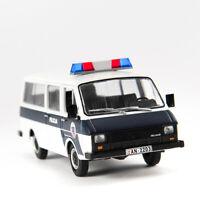 DeAGOSTINI 1/43 RAF-22038 Police Car Russian Raf Car Ambulance Model Vehicles