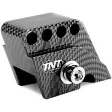 Rialzo Ammortizzatore TNT Piaggio 4 fori Carbon Look
