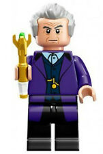 NEW LEGO DOCTOR WHO MINIFIG The Twelfth Doctor figure minifigure dr. 21304 12th