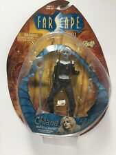 "Farscape Series 1 Chiana 7"" Action Figure Nib By Toy Vault Ages 8+"