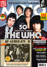 MOJO The Who - Issue # 261 / August 2015 (NEW MAGAZINE & CD)