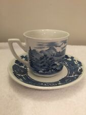 America Hurrah J&G Meakin England Ironstone Cup and Saucer Set(s)