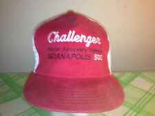 Challenger Official Recovery Vehicle Indianapolis 500 Adjustable Snapback Hat