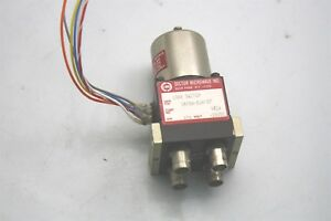 Sector Microwave SM7BH-B1H-57 RF Coax Switch Relay DPST DC-1GHZ I.L<1dB BNC F