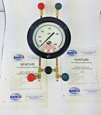 """BARCO Mariam Differential Pressure Unit 6"""" Gauge 1126"""
