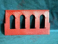 Plasticville Colonial Church Red Side Rare O-S Scale
