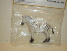 Brand New Zebra Farm Animals Zoo Layout G Scale Kids