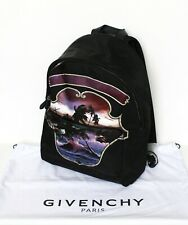New! GIVENCHY Hawaii print black backpack rucksack unisex