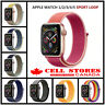 Sports Loop Nylon Woven Band Strap for Apple Watch iWatch Series 1 2 3 4 5